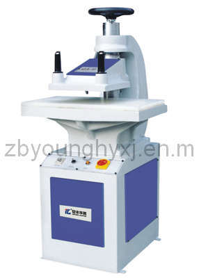 10t Cutting Press/Clicking Press/Hydraulic Swing Arm Cutting Machine