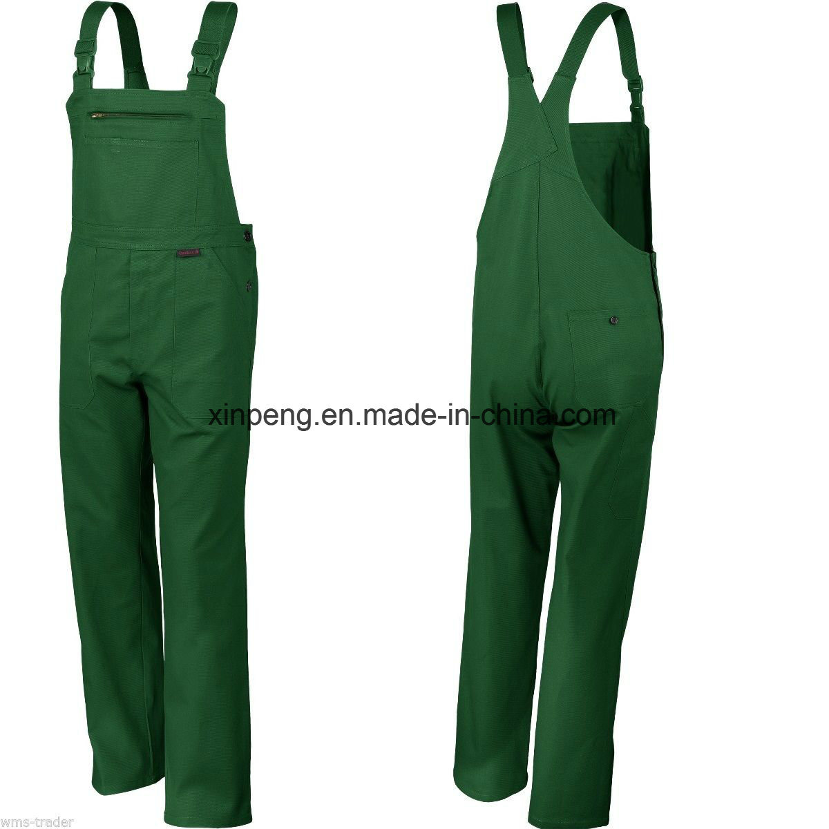 Bib-Pants High Quality Overall Workwear