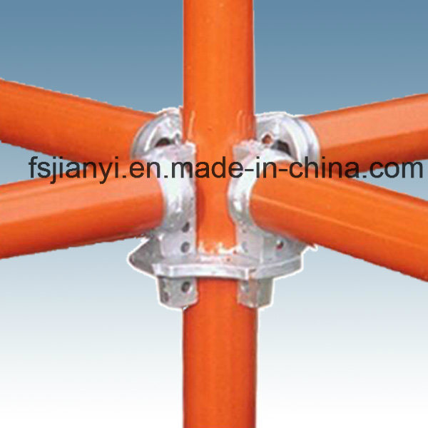 Construction Steel Modular Frame Quicklock Scaffolding