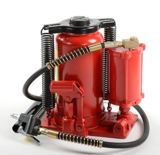 20 Ton Air Over Hydraulic Bottle Jack Automotive Shop Lift Tools HD Jacks
