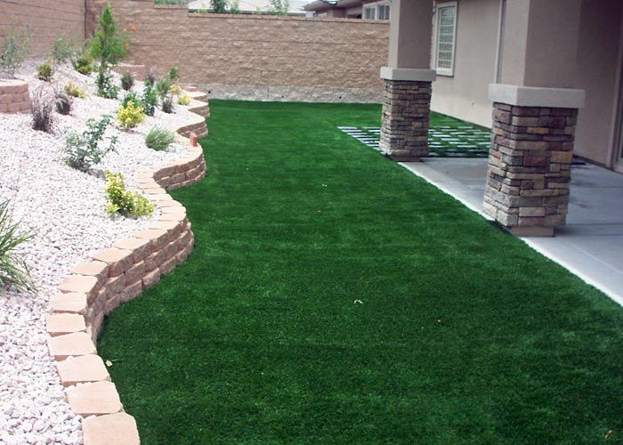 China artificial grass for decoration sl1002j china for Artificial grass decoration crafts