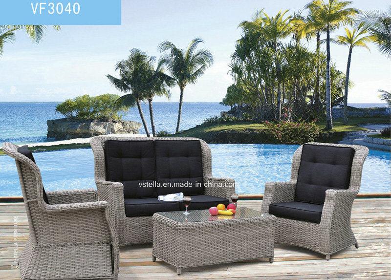 Rattan Outdoor Garden Sofa Set