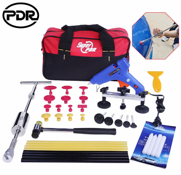 Auto Pops a Dent Repair Tool Kit