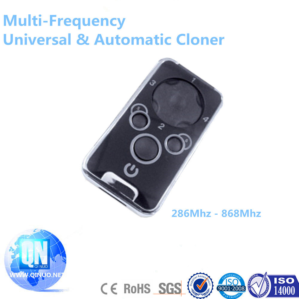 Multi Frequency Cloner for Roller Shutter Remote Fobs Copy Frequency and Code Automatically