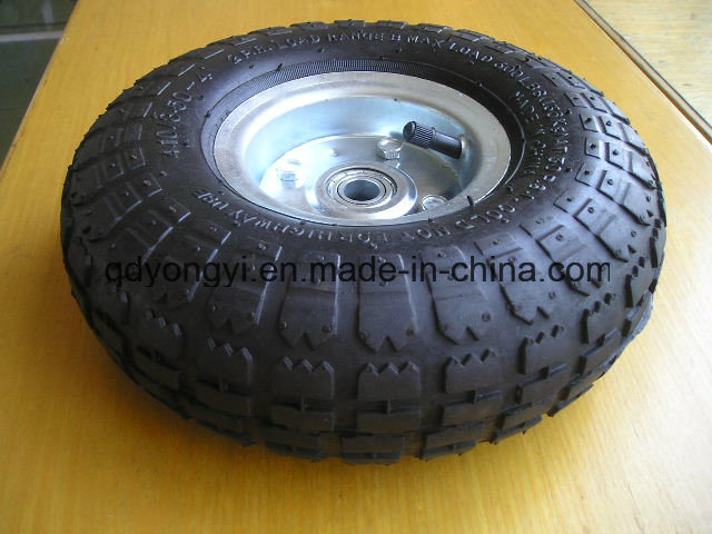 Wheelbarrow Wheel Pr1800 10X350-4 Wheel