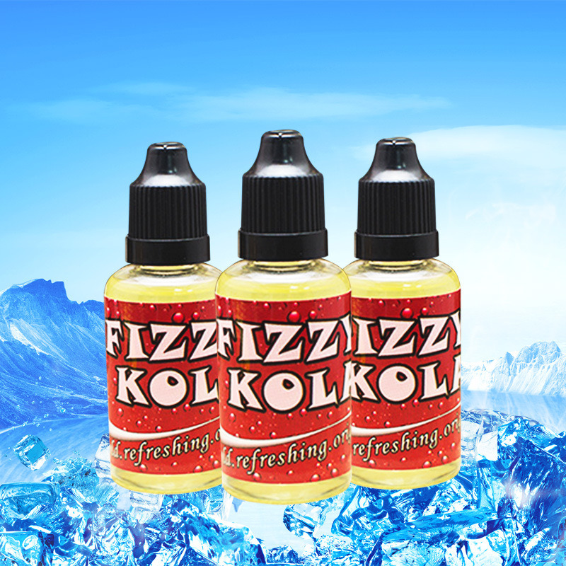 Fizz Kola 30ml Electronic Cigarette Refill Juice, TUV Certified