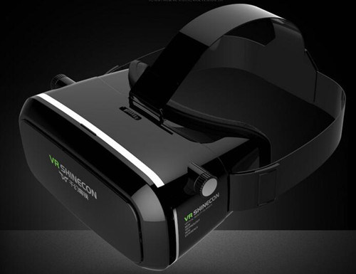Vr 3D Glasses 3th Virtual Reality Vr Shinecon Movie Game