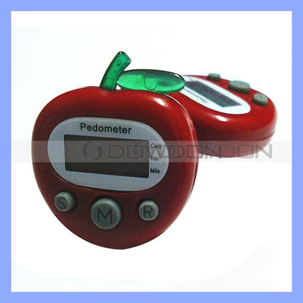 Multifunctional 3D Step Counter Digital Pedometer (Pedometer-01)