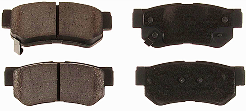 China Brake Pads Factory Brake Pad (D813) for Hyundai, KIA, Asia