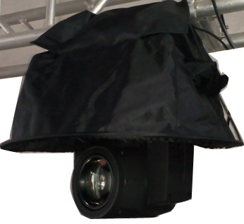 Nylon Rain Cover / Rain Coat for Stage Moving Head Lights