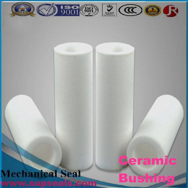 Wear Resistant Ceramic Sleeve/Alumina Ceramic Bearing Ring/Tube