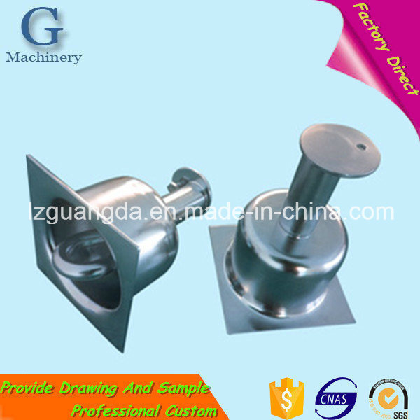 304/316 Stainless Steel Metal Deep Drawing Parts for Machinery