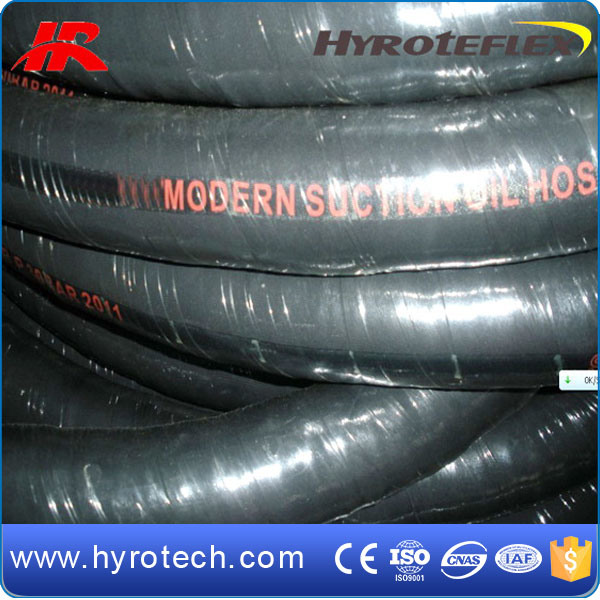 Suction Oil Hose and Discharge Oil Hose