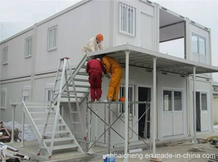 Prefab Container Accommodation Building (SHS-fp-housing002)