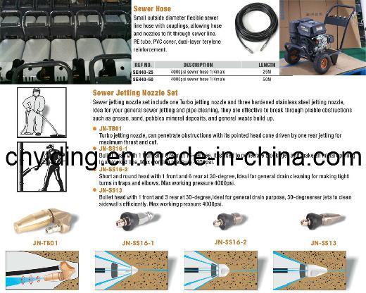 Kohler Engine 3600psi 15L/Min Heavy Duty Industry Pressure Washer (HPW-QK1400KRE-1)