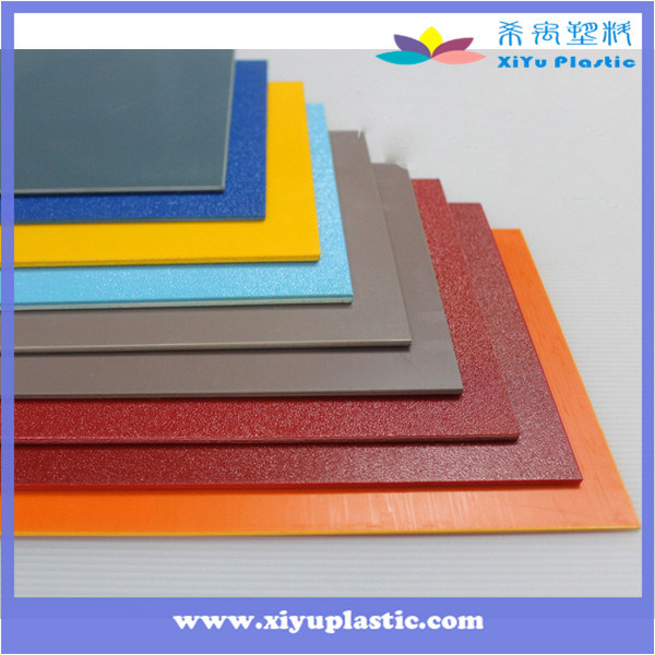 China Textured Heat Resistant Rigid Colored 4x8 Abs Plastic Sheets Abs 003 China Abs Sheet