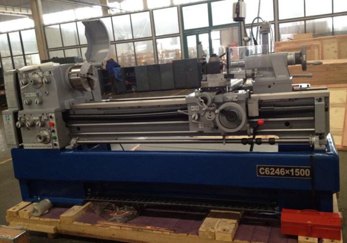 Professional Lathe Machine Manufacturer (Lathe C6241 C6246)