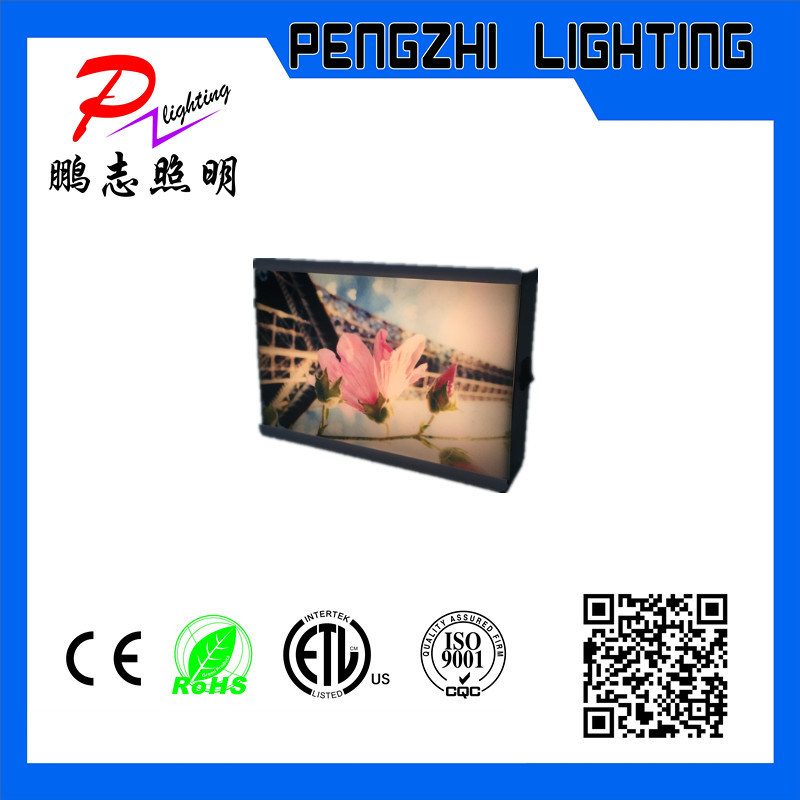 One Piece Sheet Adervertising LED Light Box