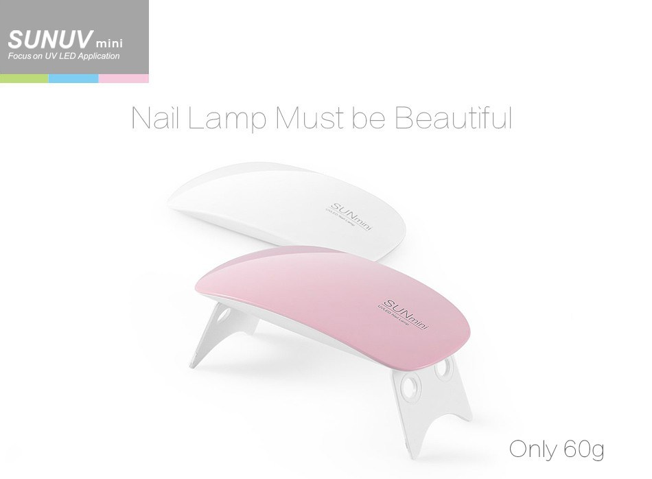 Mini UV Lamp Ibn Sunmini DIY Nail Lamps