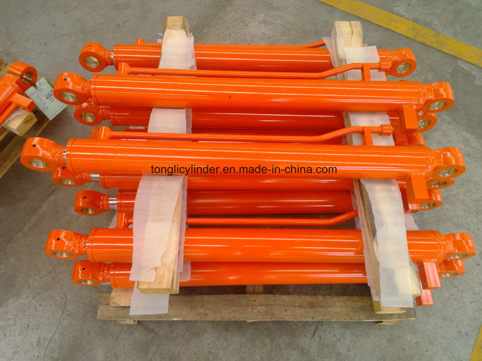 Dh300 Bucket Cylinder /Hydraulic Cylinder of Doosan Excavator