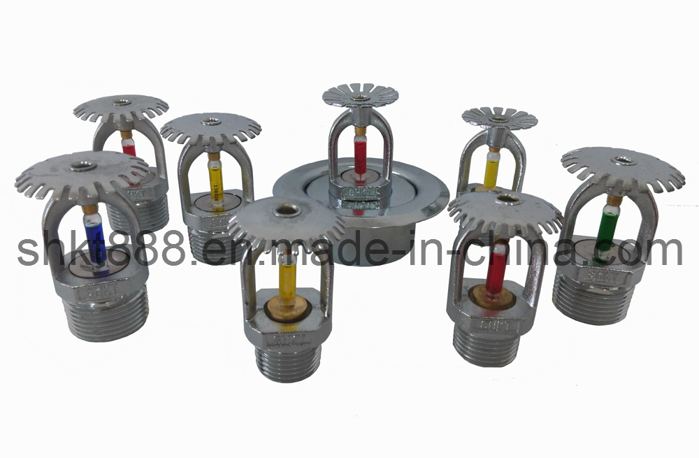 "NPT1/2"" or NPT3/4"" Fire Sprinkler"