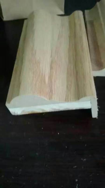 Rhino Woodworking PVC Cold Glue Profile Wrapping Machine