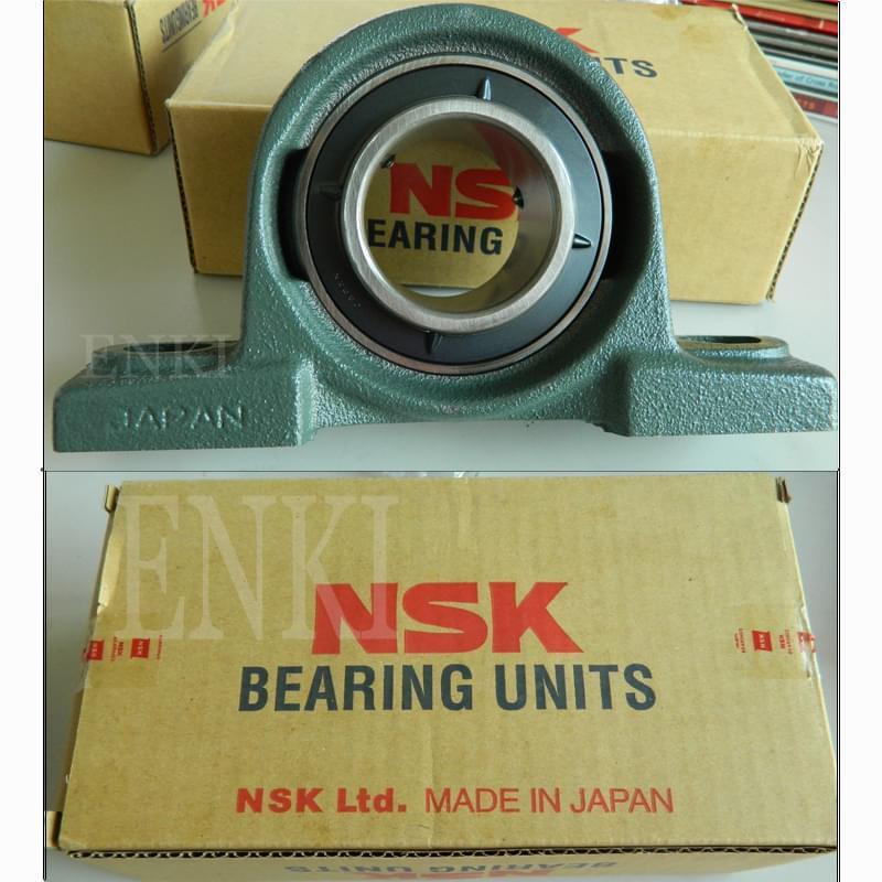 Original NSK SKF Insert Bearing P205 Pillow Block Bearing P206 P207 P208 P209 P210 P211 P212