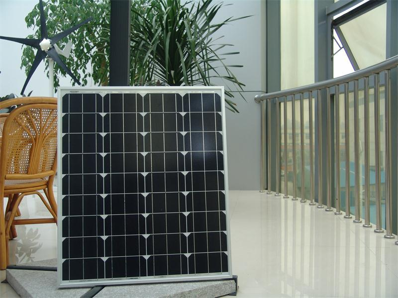 Low Price High Efficiency 40W-300W Mono Solar Module