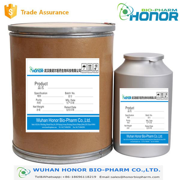 99% Purity Ananbolic Steroid Hormone Powder Trenbolone Acetate Chemical