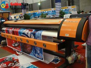 3200 Solvent Inkjet Printer