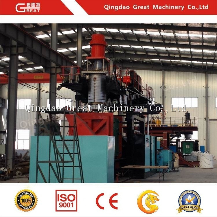 1000L-4 Layers Large Plastic Blow Molding Machine/Blowing Moulding Machiery