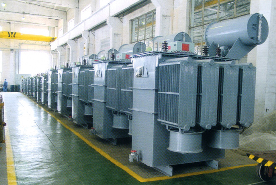 Oil Immersed Rectifier Transformer (ZPS-5000/10)