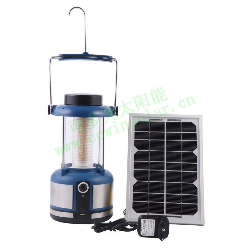 Emergency Light With Solar Charger Laptop
