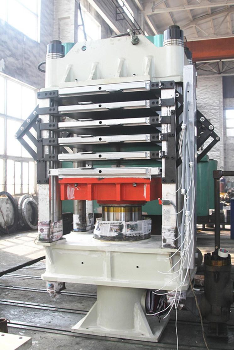 Rubber Floor Tiles Vulcanizing Press Machine EVA Shoe Making Machine