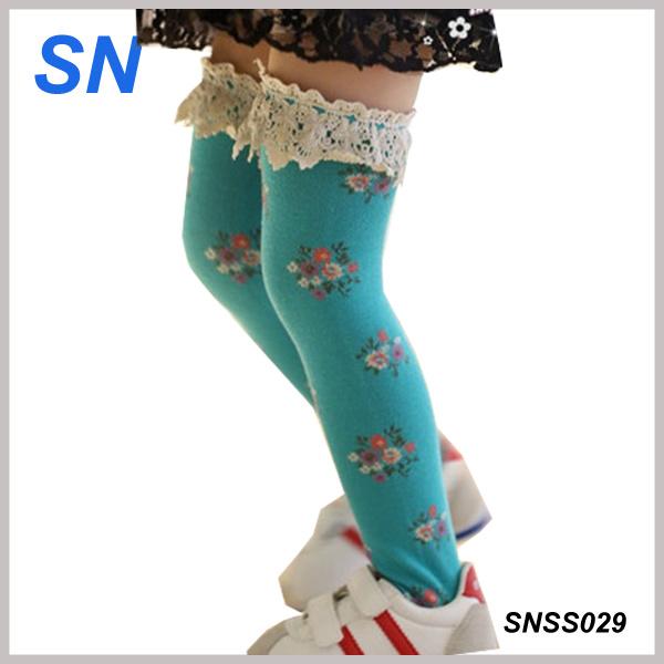 2015 Fashion Hot Sell Children Boot Socks