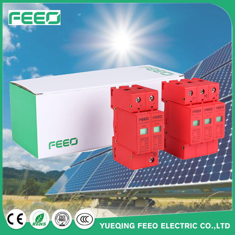 PV Solar System 20ka Surge Protection Device