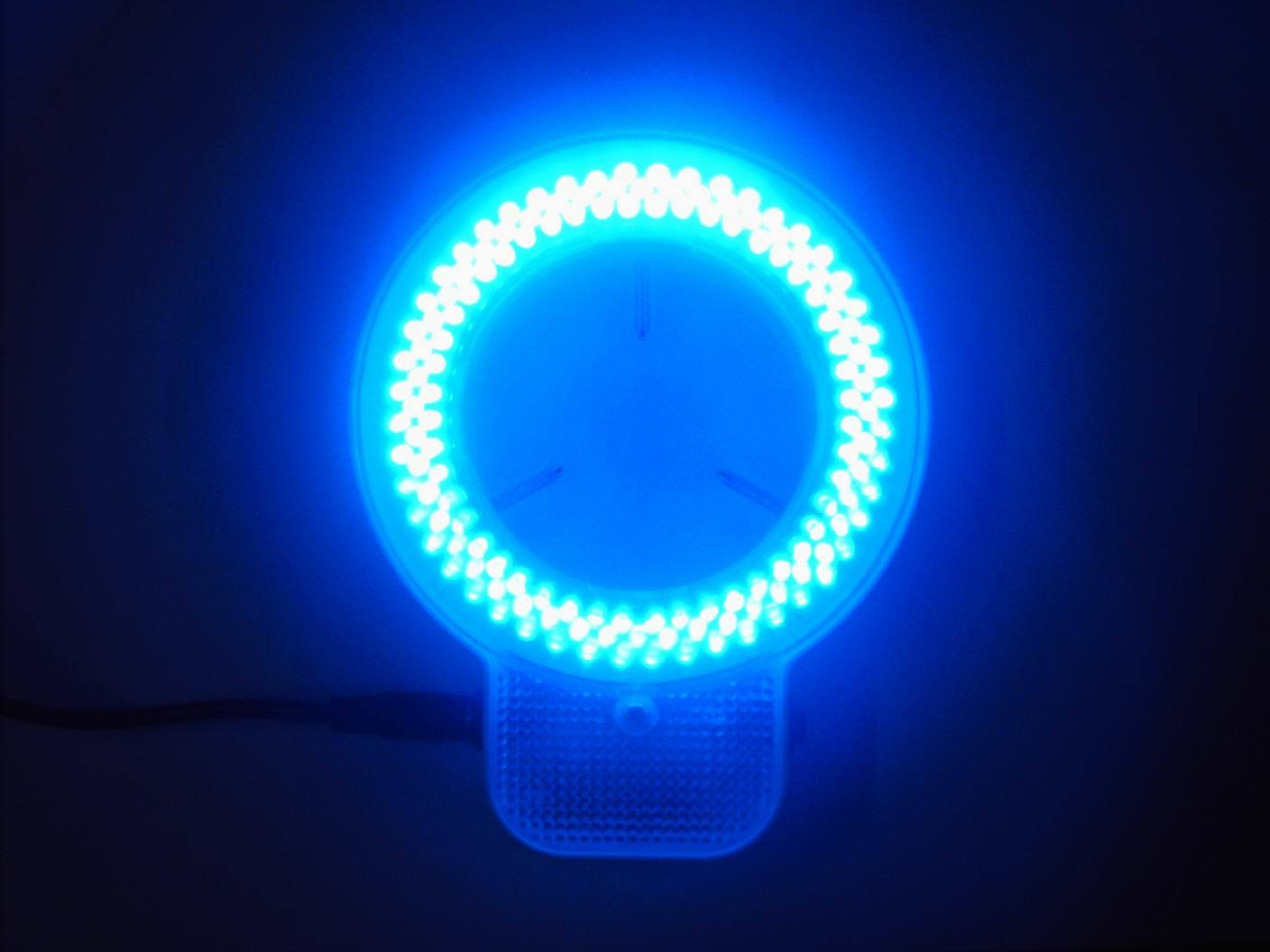 china blue led ring light china led circle light circle light. Black Bedroom Furniture Sets. Home Design Ideas