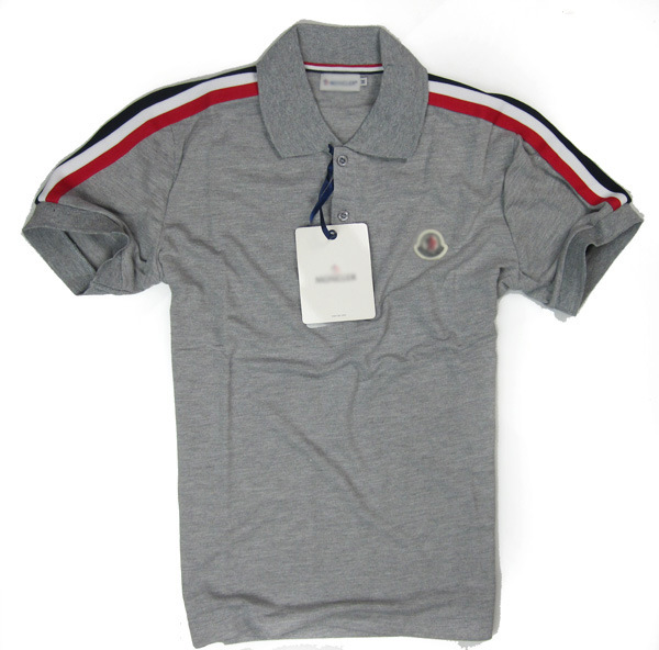 China brand new polo shirt t shirt brand new gray 03a for Branded polo t shirts