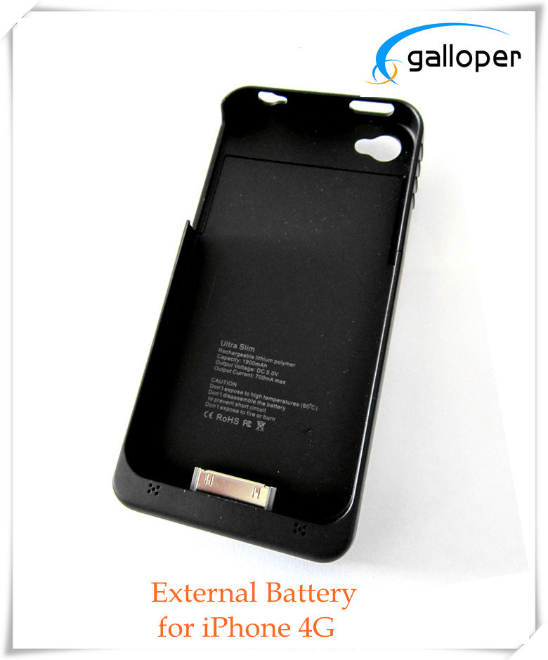 China Power Case for iPhone /1900mAh - China Power Case for Iphone ...