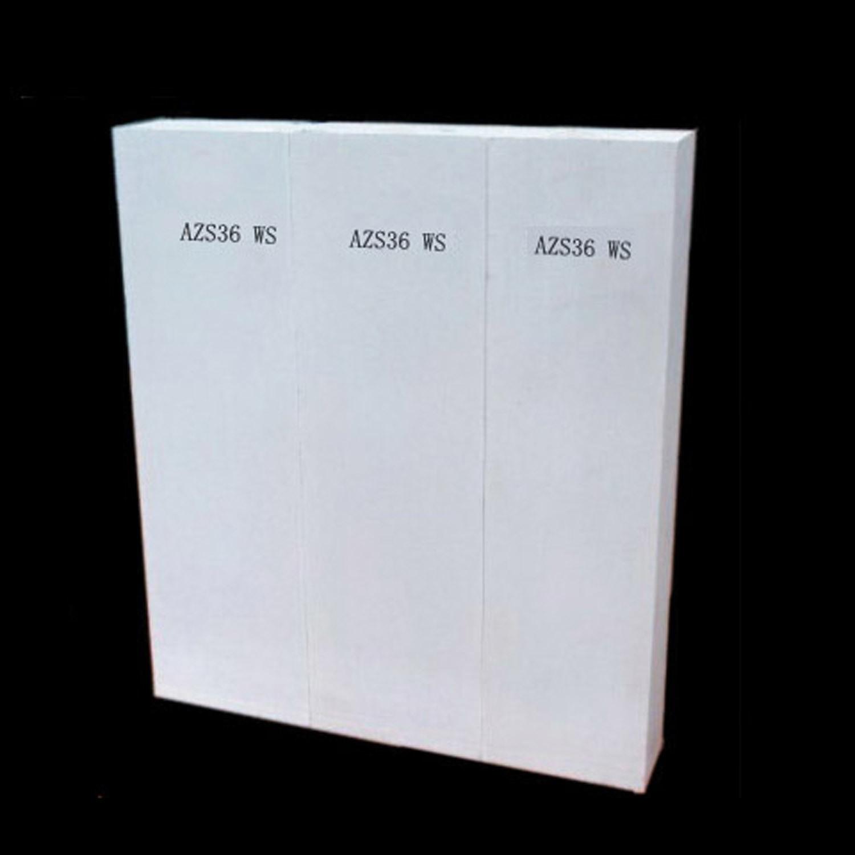 Fused Cast Brick (AZS36)