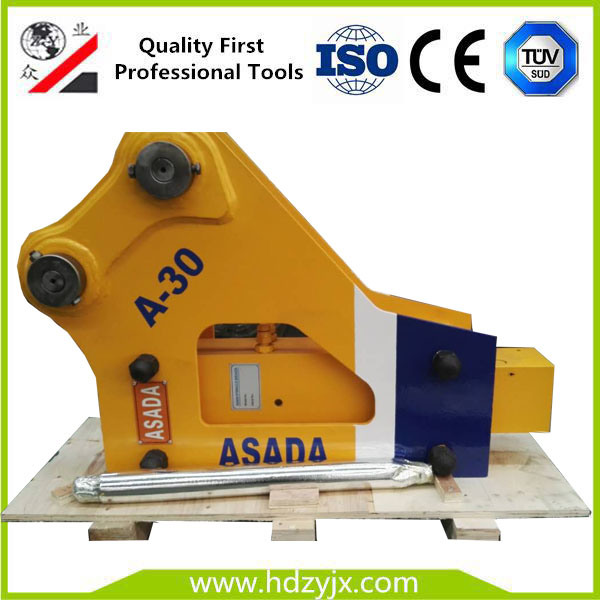 Side Type Sb43 Hydraulic Breaker Hammer for 7ons Excavator