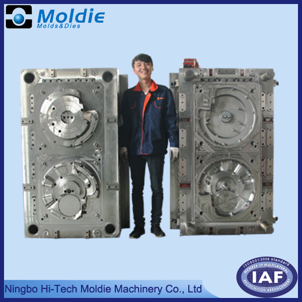 High Precision Plastic Mould for Auto Loudspeaker