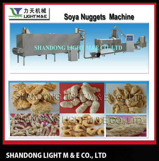 Soybean Protein Food Processing Line (LT65)