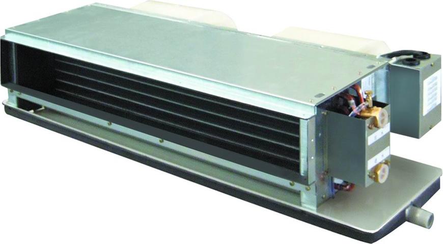 Fan Coil Unit : China ceiling fan coil