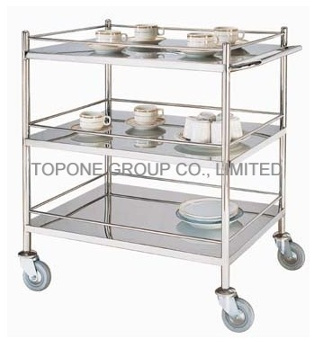 China Stainless Steel Kitchen Trolley Carts China Stainless Steel Trolley Stainless Steel Cart