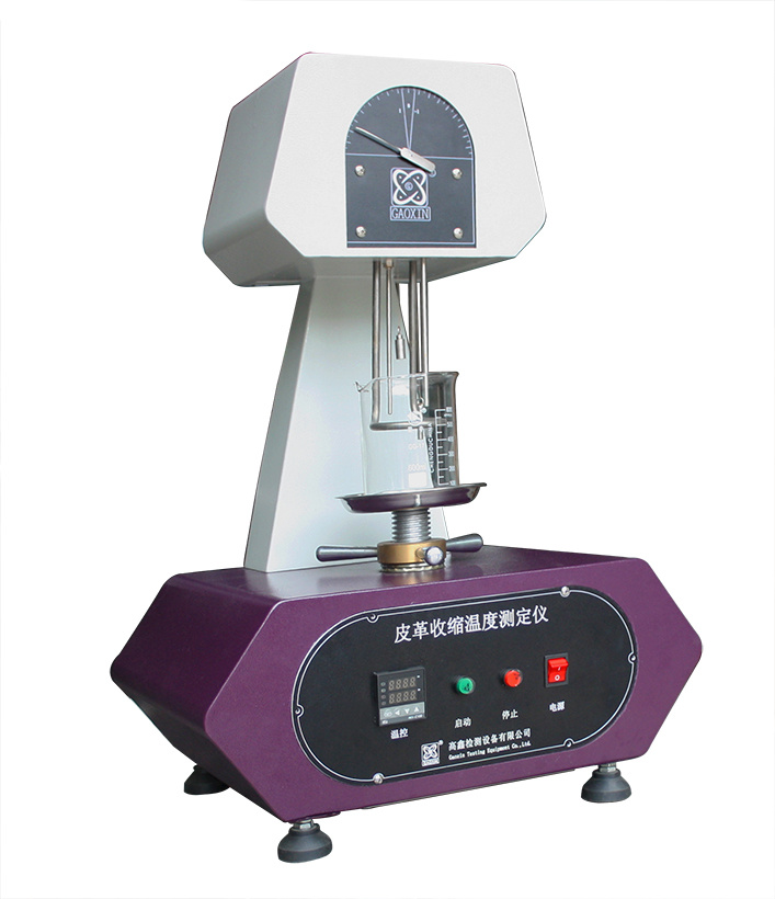 Tester for Leather Shrinkage Temperature Determination