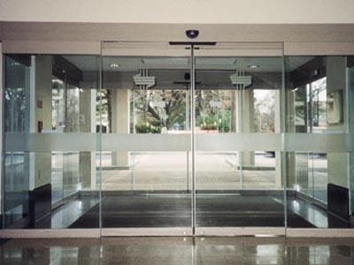 Besam Sliding Doors and Operators - advanced design and beautiful