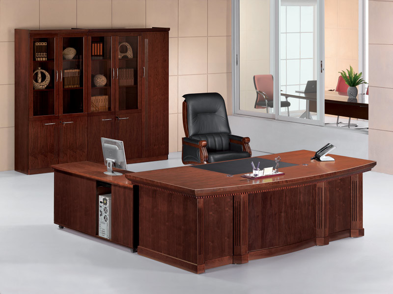 Comexecutive Office Table Design : ... Design Executive Desk (2D-2437B) - China Office Furniture, Office