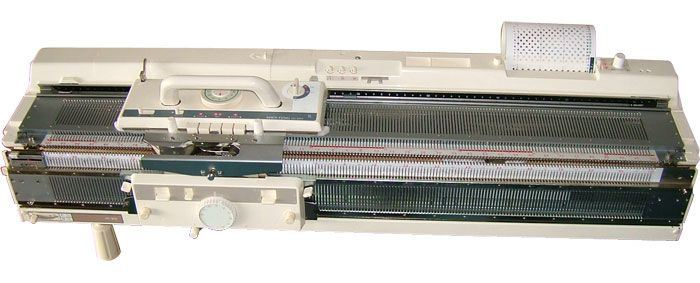 Brother Knitting Machine KH868KR850  Knitting Machines Brother