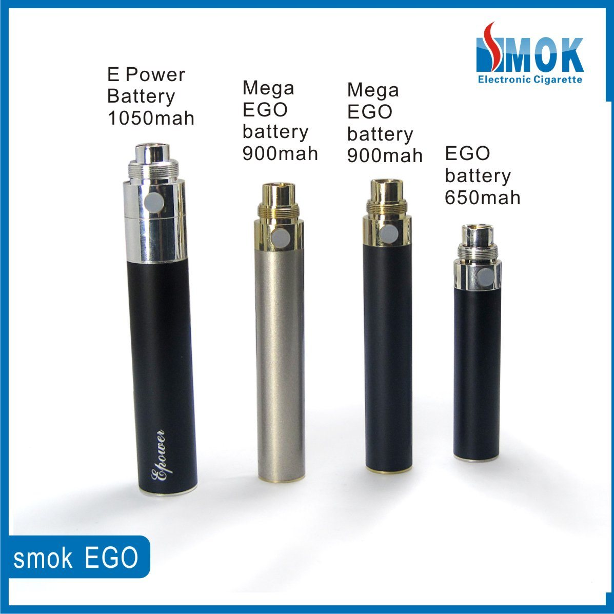 E cig 808d to 510 adapter